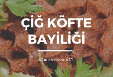 Photo of Çiğ Köfte Bayilik Sistemi